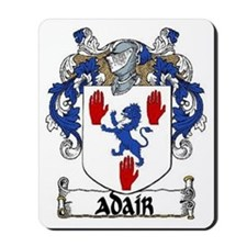Adair Coat of Arms Mousepad