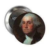 G. Washington - the Portrait! Button
