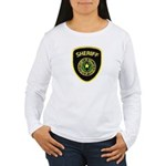 Dallas County Sheriff Women's Long Sleeve T-Shirt