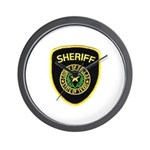 Dallas County Sheriff Wall Clock