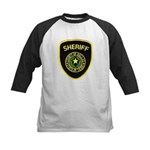 Dallas County Sheriff Kids Baseball Jersey