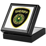 Dallas County Sheriff Keepsake Box