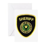 Dallas County Sheriff Greeting Cards (Pk of 10)