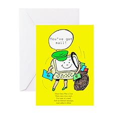 eNursery Rhymes Greeting Card