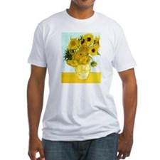 Van Gogh Sunflowers Shirt