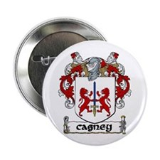 "Cagney Coat of Arms 2.25"" Button (10 pack)"