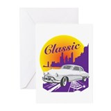 BUICK AT DAWN Greeting Cards (Pk of 10)