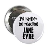 Jane Eyre 2.25&amp;quot; Button
