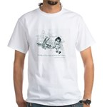 Dragon-walker White T-Shirt