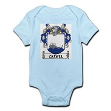 Cahill Coat of Arms Infant Bodysuit