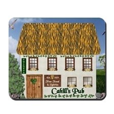 Cahill Coat of Arms Mousepad