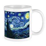 Starry Night Small Mugs