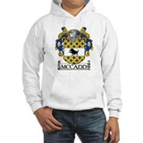 McCann Coat of Arms Jumper Hoody