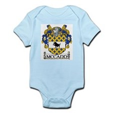 McCann Coat of Arms Infant Bodysuit