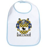 McCann Coat of Arms Bib