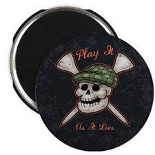 "Play It As It Lies 2.25"" Magnet (10 pack)"