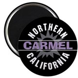 "Carmel California 2.25"" Magnet (100 pack)"