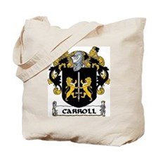 Carroll Coat of Arms Tote Bag