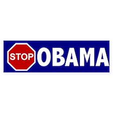 Stop Obama Bumper Sticker (10 pk)