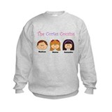 the cortes cousins updated Sweatshirt