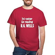 H.G. Wells T-Shirt