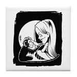 Gillian and Pal Tile Coaster