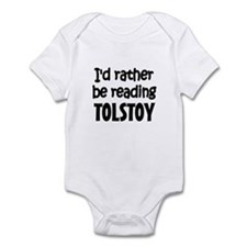 Tolstoy Infant Bodysuit