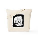 Gillian and Pal Tote Bag