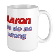 Aaron Can Do No Wrong Mug