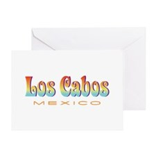 Los Cabos - Greeting Card