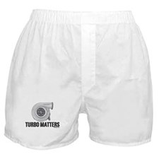 Turbo Matters Boxer Shorts
