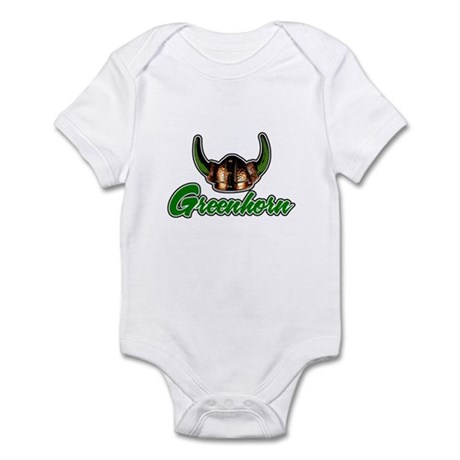 Greenhorn Infant Bodysuit