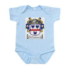 McCormack Coat of Arms Infant Bodysuit