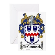 McCormack Coat of Arms Greeting Cards (Pk of 10)