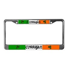 Corrigan Coat of Arms License Plate Frame