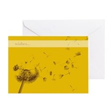 Wish Flower Greeting Card