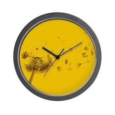 Wish Flower Wall Clock