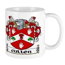 Cullen Coat of Arms Mug