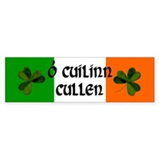 Cullen Coat of Arms Bumper Sticker