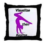 Gymnastics Pillow - Visualize