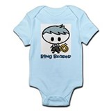 Ring Bearer Boy Infant Bodysuit