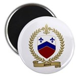 SOUCIE Family Crest Magnet