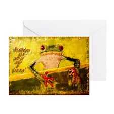 Birthday Frog (Box of 10 Cards)