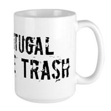 Portugal White Trash Coffee Mug