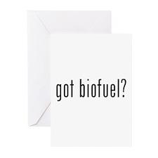 got biofuel? Greeting Cards (Pk of 20)