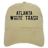 Atlanta White Trash Baseball Cap