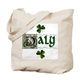 Daly Celtic Dragon Tote Bag