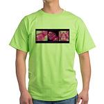 teething ring Green T-Shirt