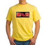 teething ring Yellow T-Shirt