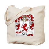 Aubry Family Crest Tote Bag
